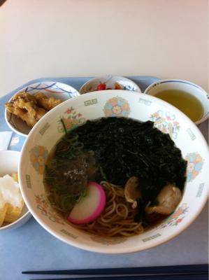 大阪南港な昼ごはん