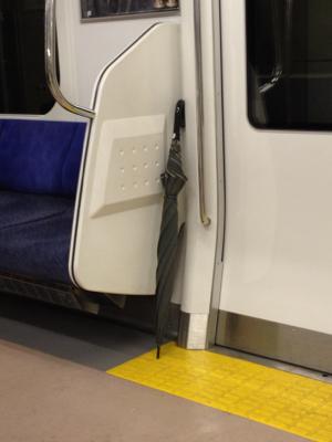 今日は京葉線で帰還