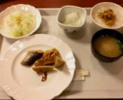 法華クラブの朝ご飯