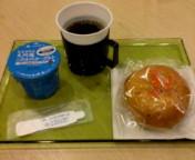 コンビニ朝ご飯の方がマシ