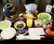極楽朝ご飯