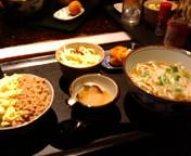 沖縄な昼ご飯
