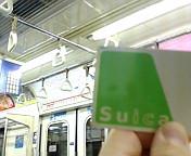 西瓜で地下鉄