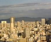 梅田から生駒山