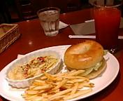 伊丹空港な夕飯