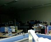 誰もいない事務所