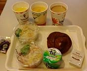 仙台なタダ朝ご飯