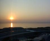 夕焼けな海浜幕張と今週のアラマキ3