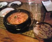 牛肉辛味スープ