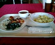 晴海グランドホテルな昼ご飯