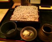 札幌蕎麦食べ歩きな夕飯その3
