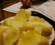 盛岡からりんご