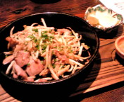 博多な夕ご飯
