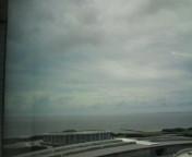 海浜幕張は雷バリバリ