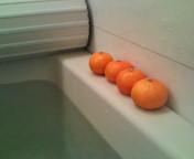 風呂みかん