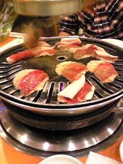 チャドルベギ肉